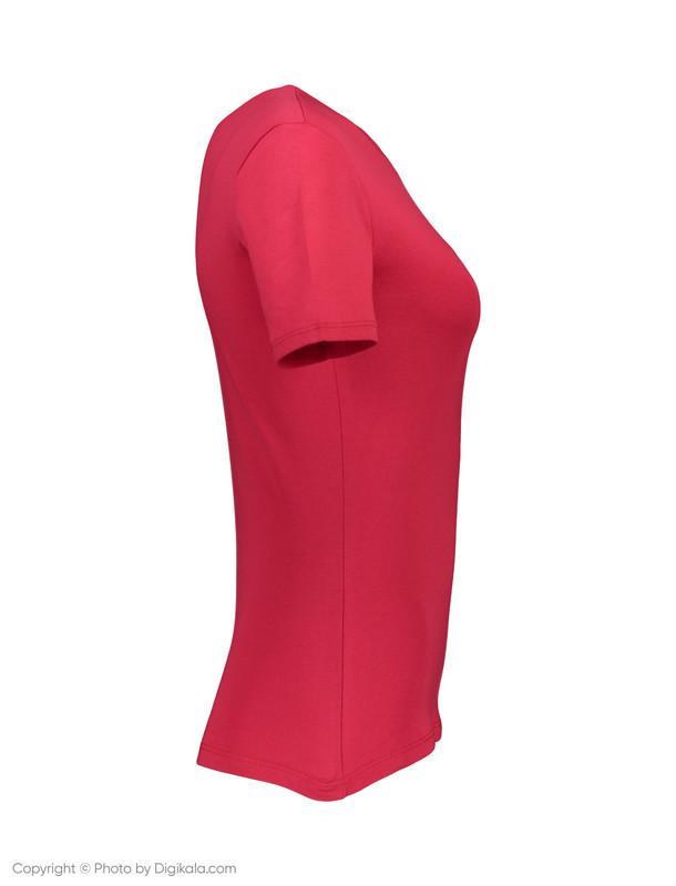 تی شرت زنانه ال سی وایکیکی مدل 9SK773Z8-HNS