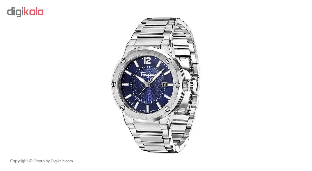 ساعت مچی عقربه ای مردانه سالواتوره فراگامو مدل FIF030015
