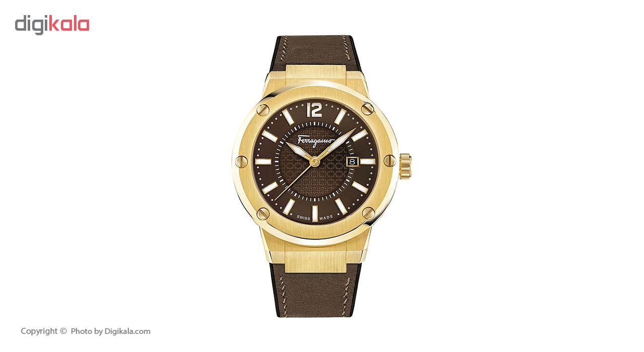 خرید ساعت مچی عقربه ای مردانه سالواتوره فراگامو مدل FIF060016