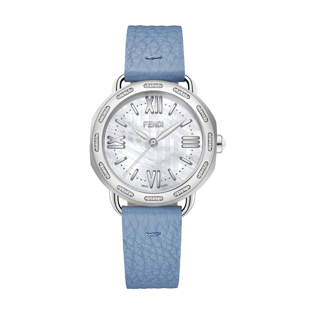 ساعت مچی عقربه ای زنانه فندی مدل F8300345H0C0