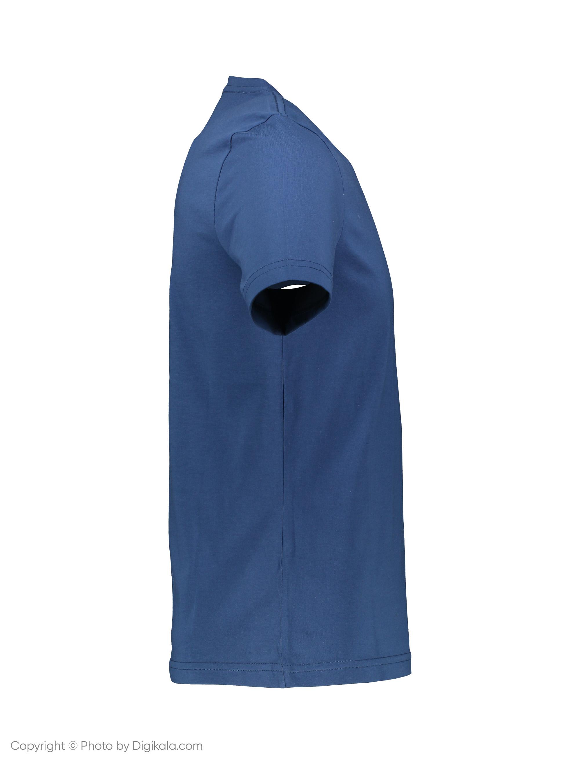 تی شرت مردانه ال سی وایکیکی مدل 9S4917Z8-HEU