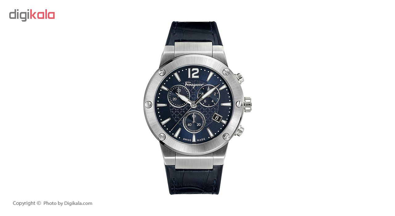 ساعت مچی عقربه ای مردانه سالواتوره فراگامو مدل FIJ020017