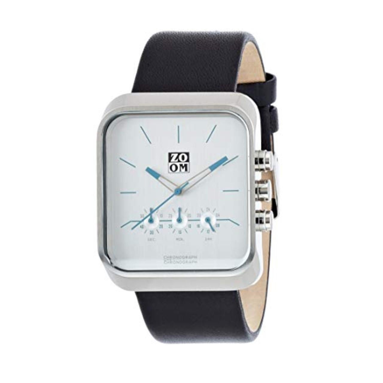 ساعت مچی عقربه ای مردانه ZOOM مدل ZM.6064M.2522