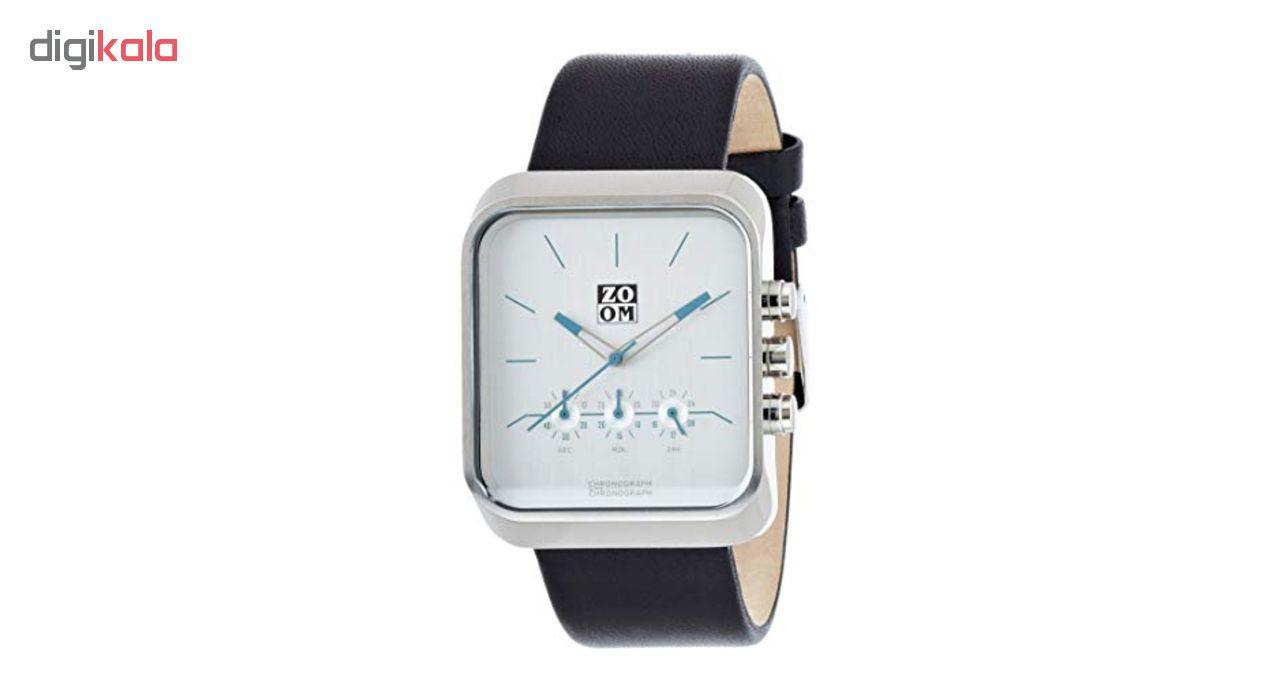 خرید ساعت مچی عقربه ای مردانه ZOOM مدل ZM.6064M.2522