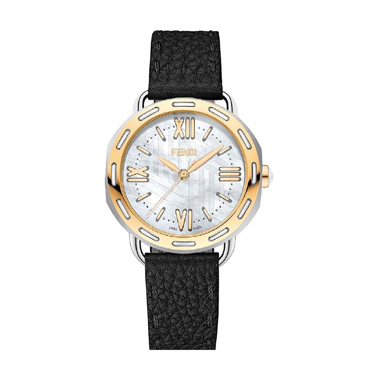ساعت مچی عقربه ای زنانه فندی مدل F8301345H0