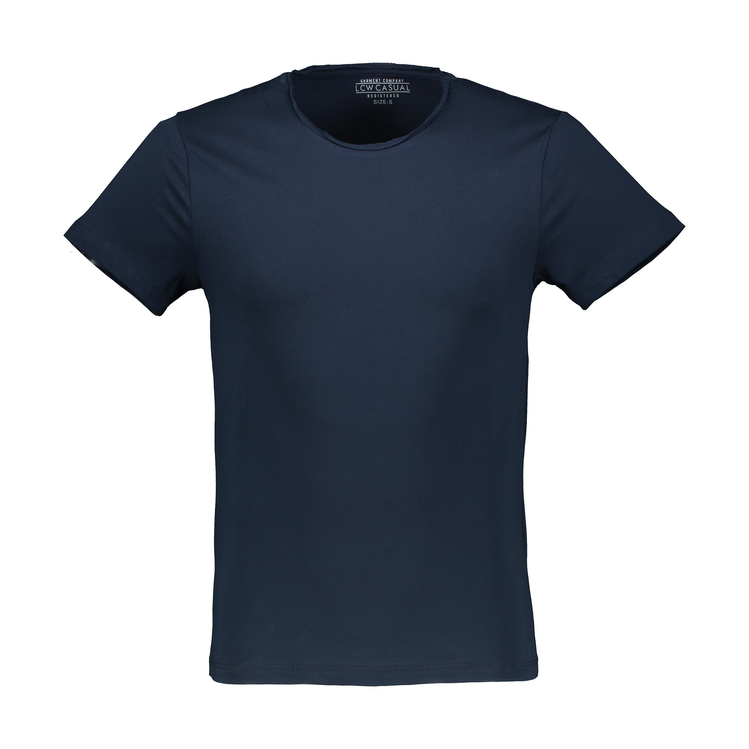 تی شرت مردانه ال سی وایکیکی مدل 9SG443Z8-DWP