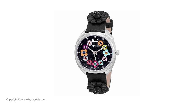 ساعت مچی عقربه ای زنانه فندی مدل F234031011