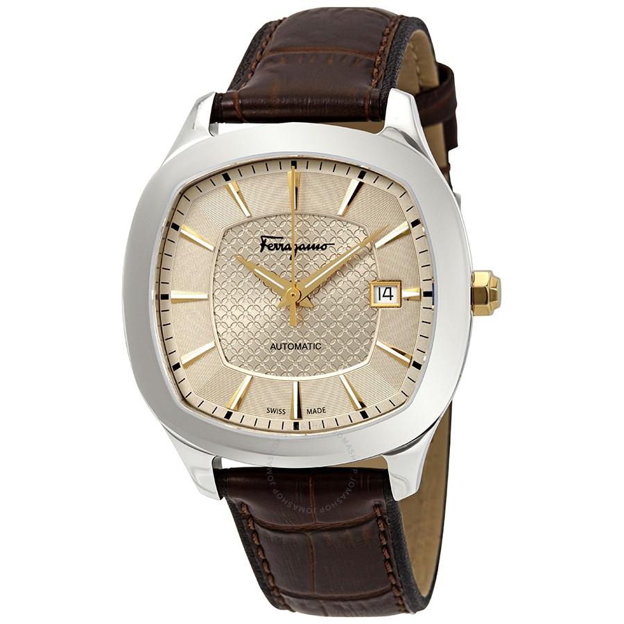 ساعت مچی عقربه ای مردانه سالواتوره فراگامو مدل FFW010017