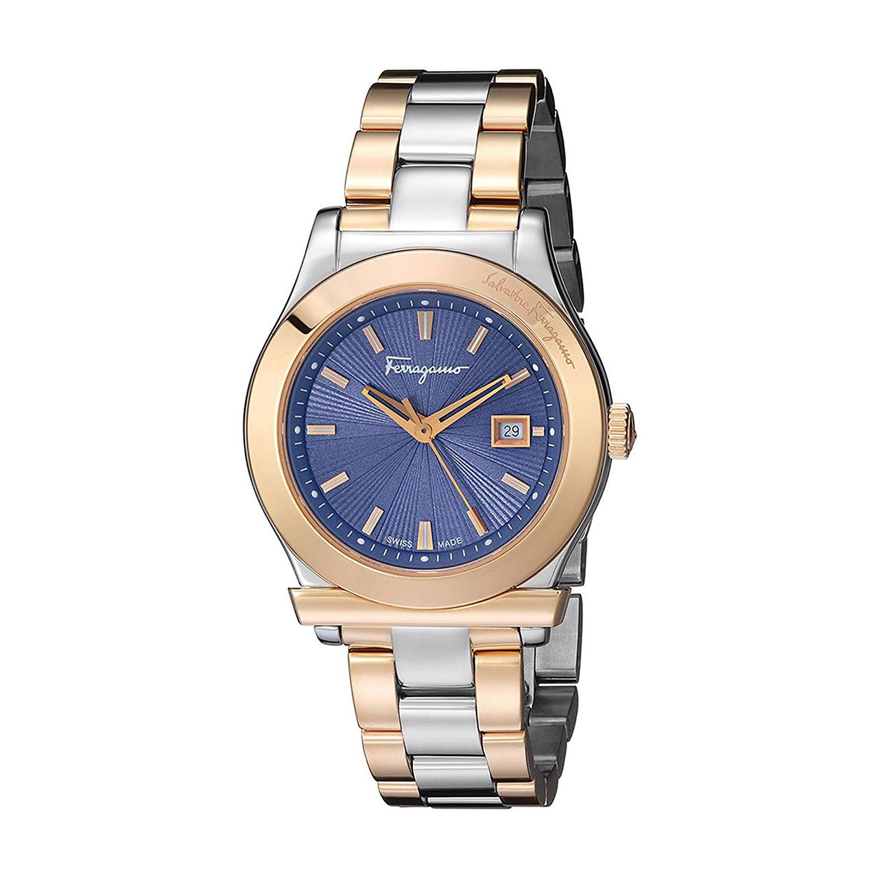 خرید ساعت مچی عقربه ای زنانه سالواتوره فراگامو مدل FF3250015