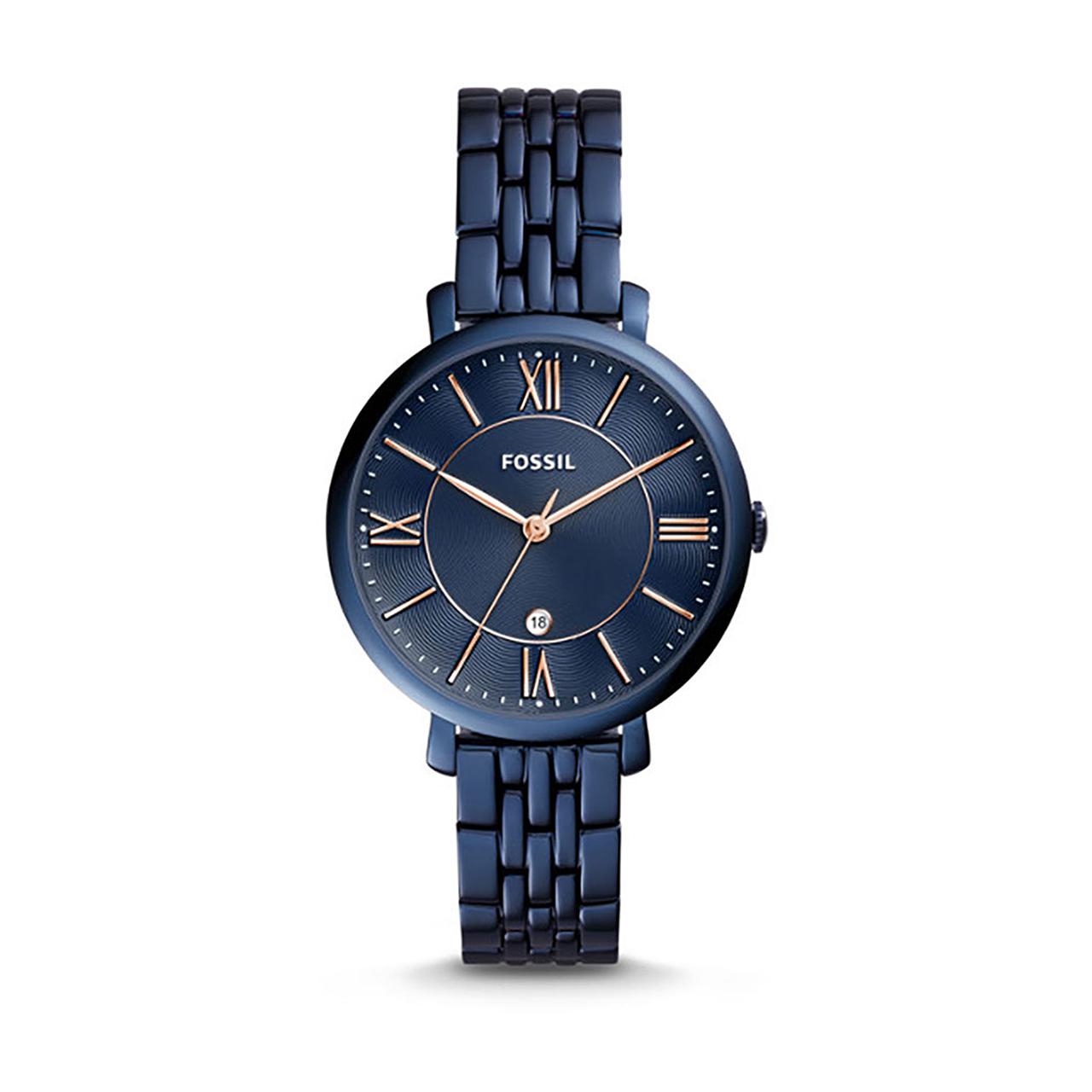 ساعت مچی عقربه ای زنانه فسیل مدل ES4094