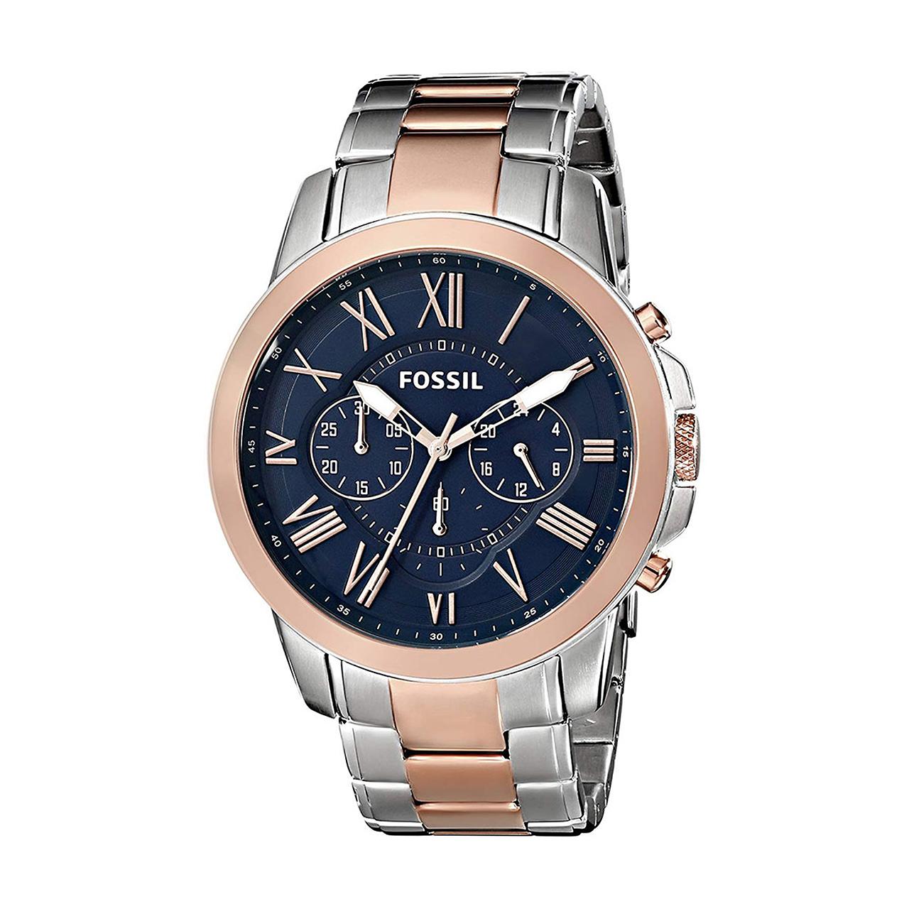 ساعت مچی عقربه ای مردانه فسیل مدل FS5024 54