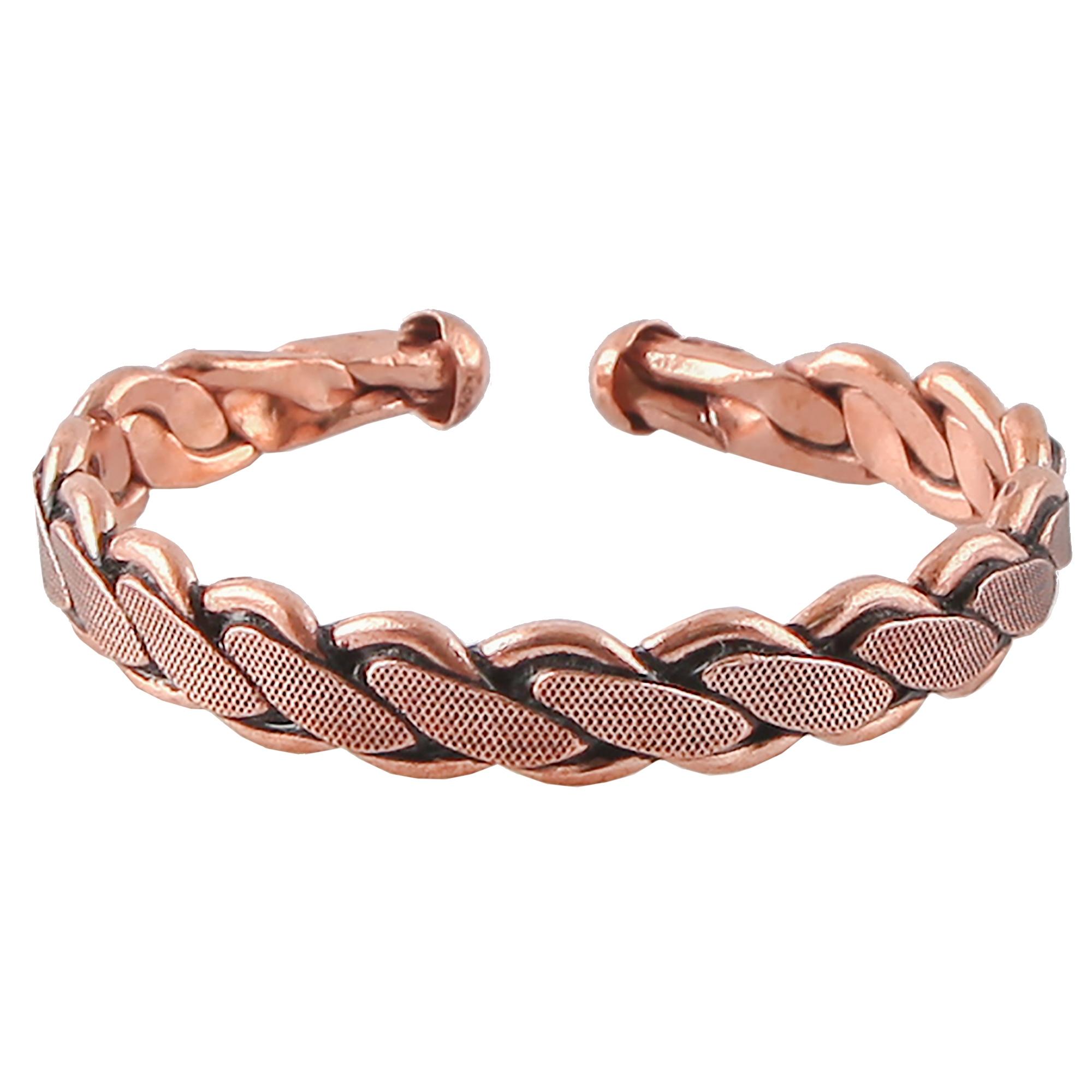 قیمت دستبند مسی گالری مثالین کد 149222
