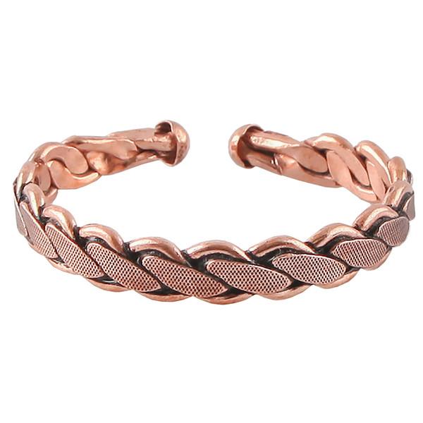 دستبند مسی گالری مثالین کد 149222 سایز 35 cm