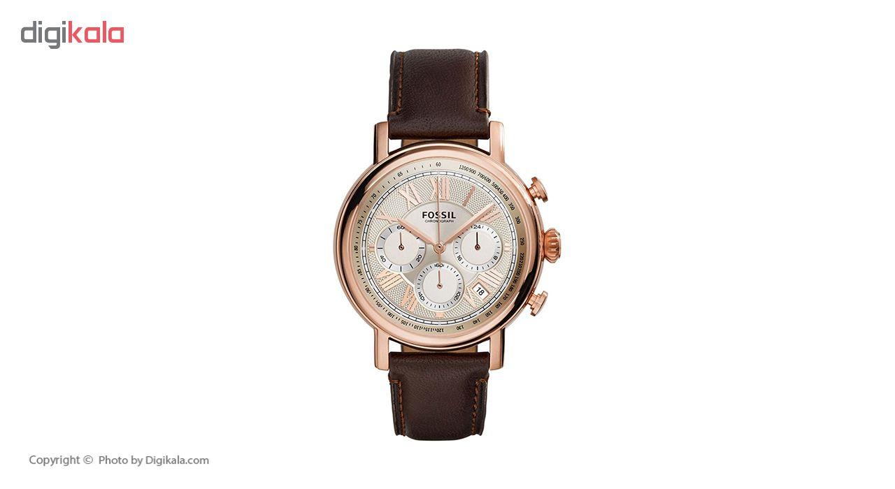 خرید ساعت مچی عقربه ای مردانه فسیل مدل FS5103 | ساعت مچی
