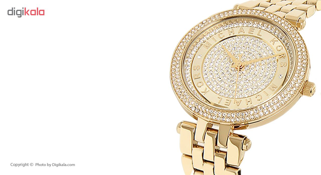 ساعت مچی عقربه ای زنانه مایکل کورس مدل MK3445