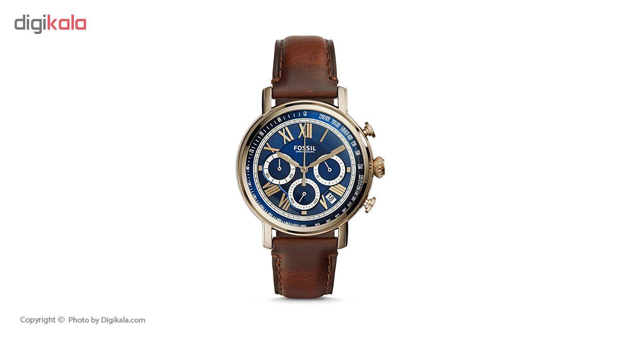 خرید ساعت مچی عقربه ای مردانه فسیل مدل FS5148 | ساعت مچی