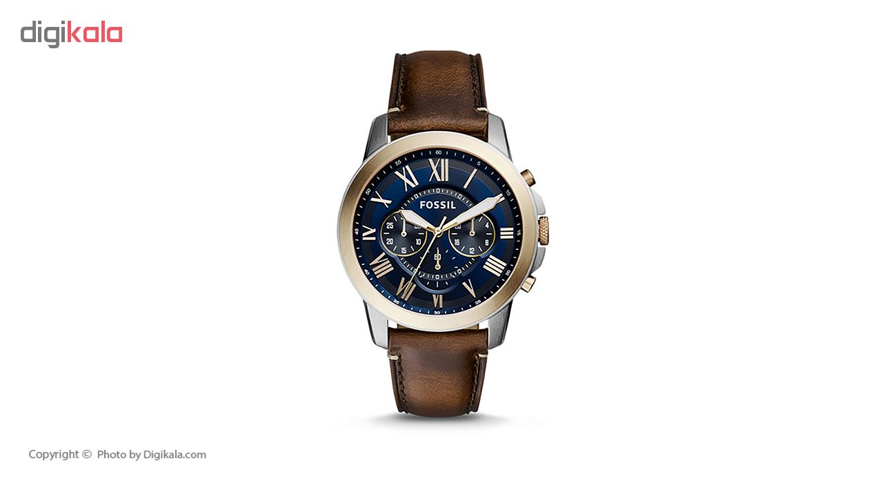 خرید ساعت مچی عقربه ای مردانه فسیل مدل FS5150 | ساعت مچی