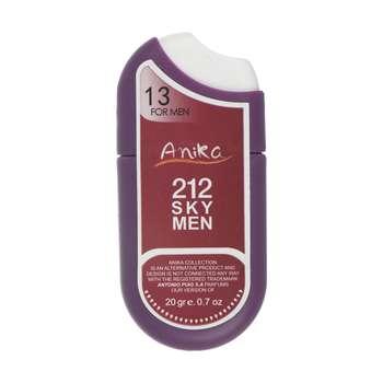 عطر جیبی مردانه آنیکا مدل Sky men 212 حجم 20 میلی لیتر