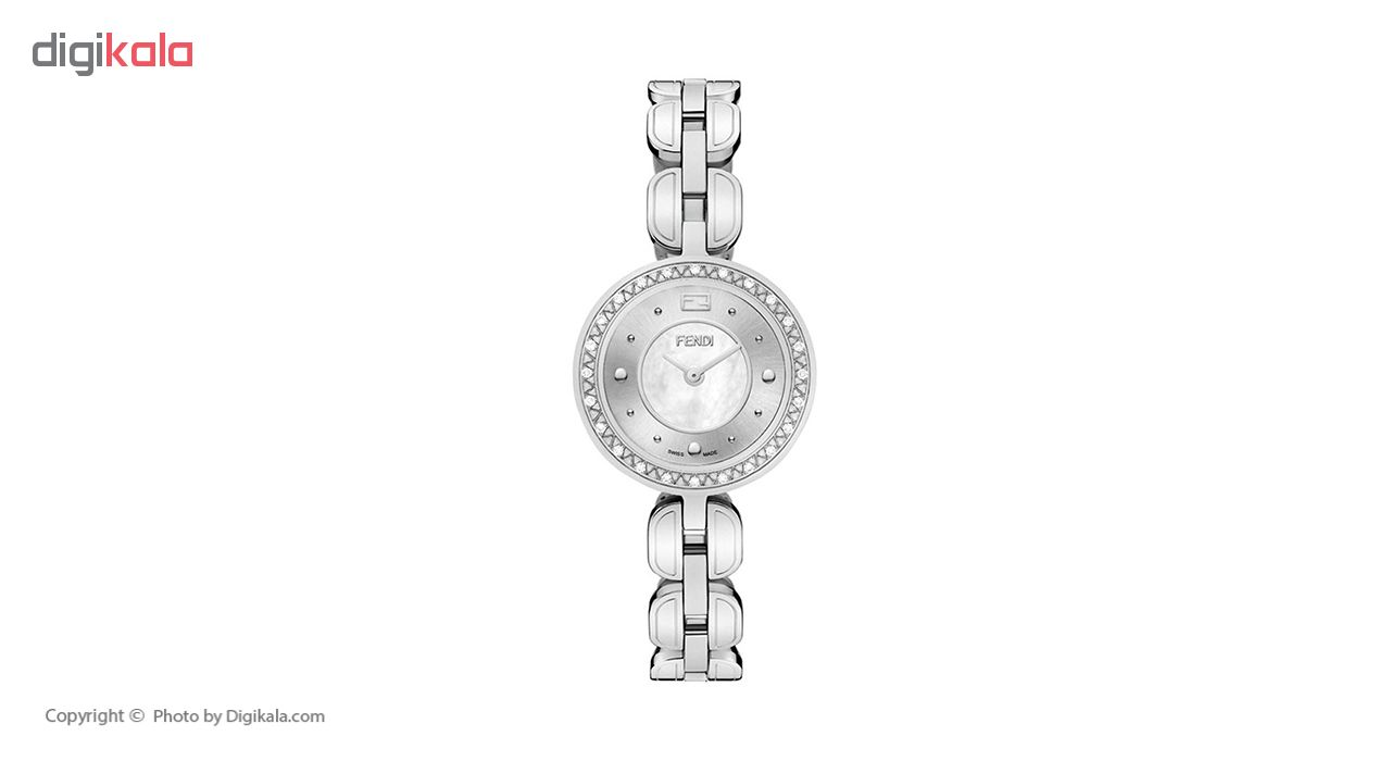 ساعت مچی عقربه ای زنانه فندی مدل F371024500B0