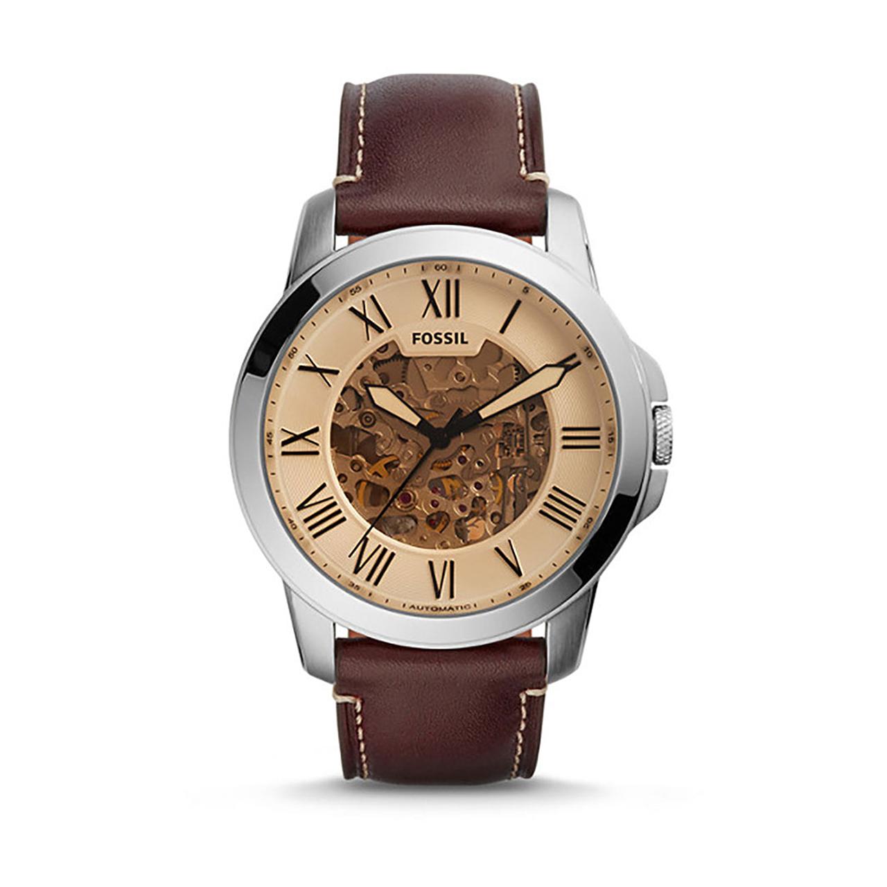 ساعت مچی عقربه ای مردانه فسیل مدل ME3122