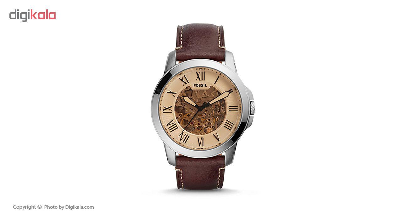 کد تخفیف                                      ساعت مچی عقربه ای مردانه فسیل مدل ME3122