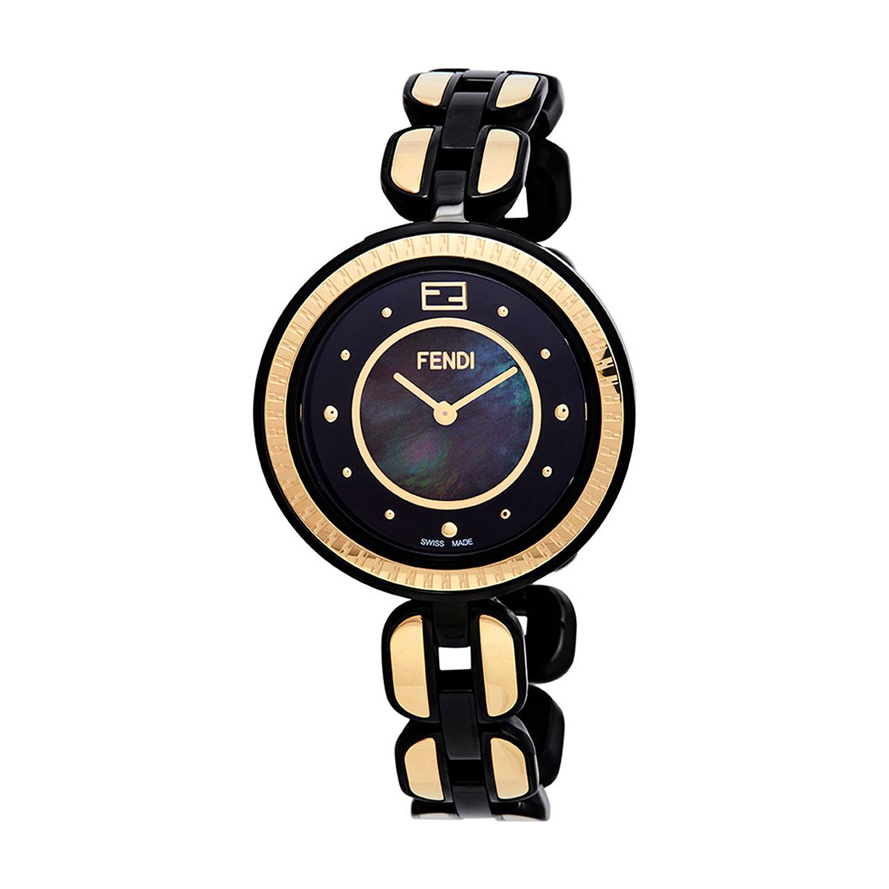 ساعت مچی عقربه ای زنانه فندی مدل F375131500