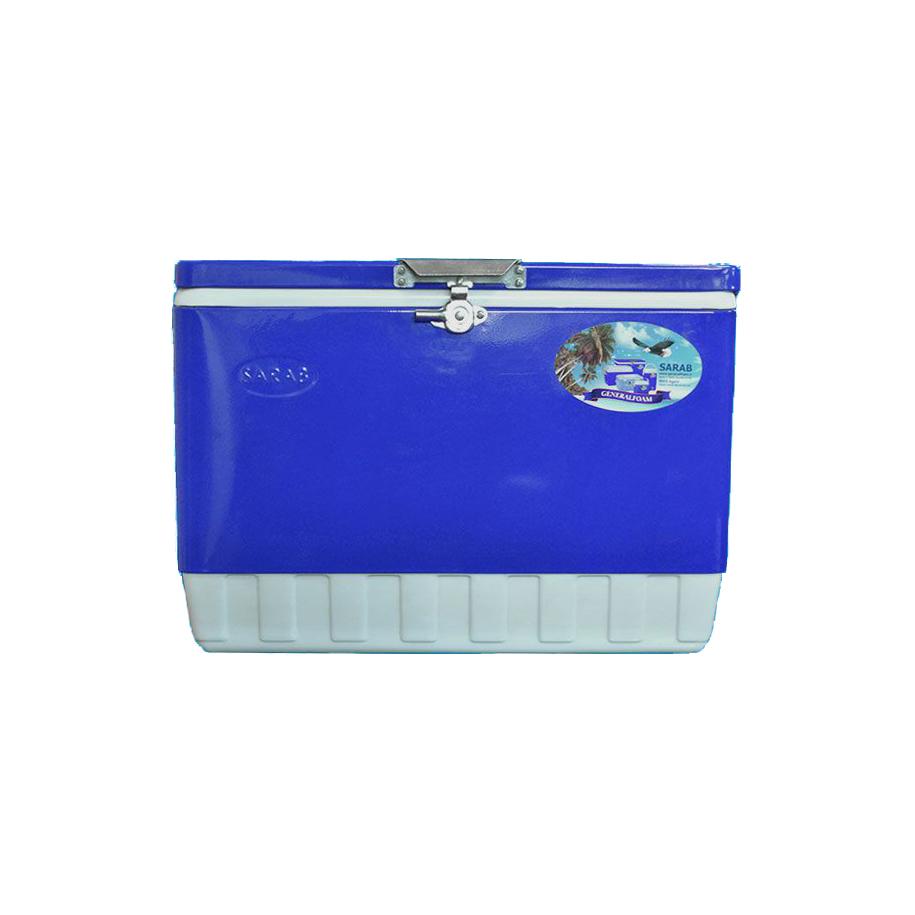 یخدان جنرال فوم مدل سراب ظرفیت 28 لیتر