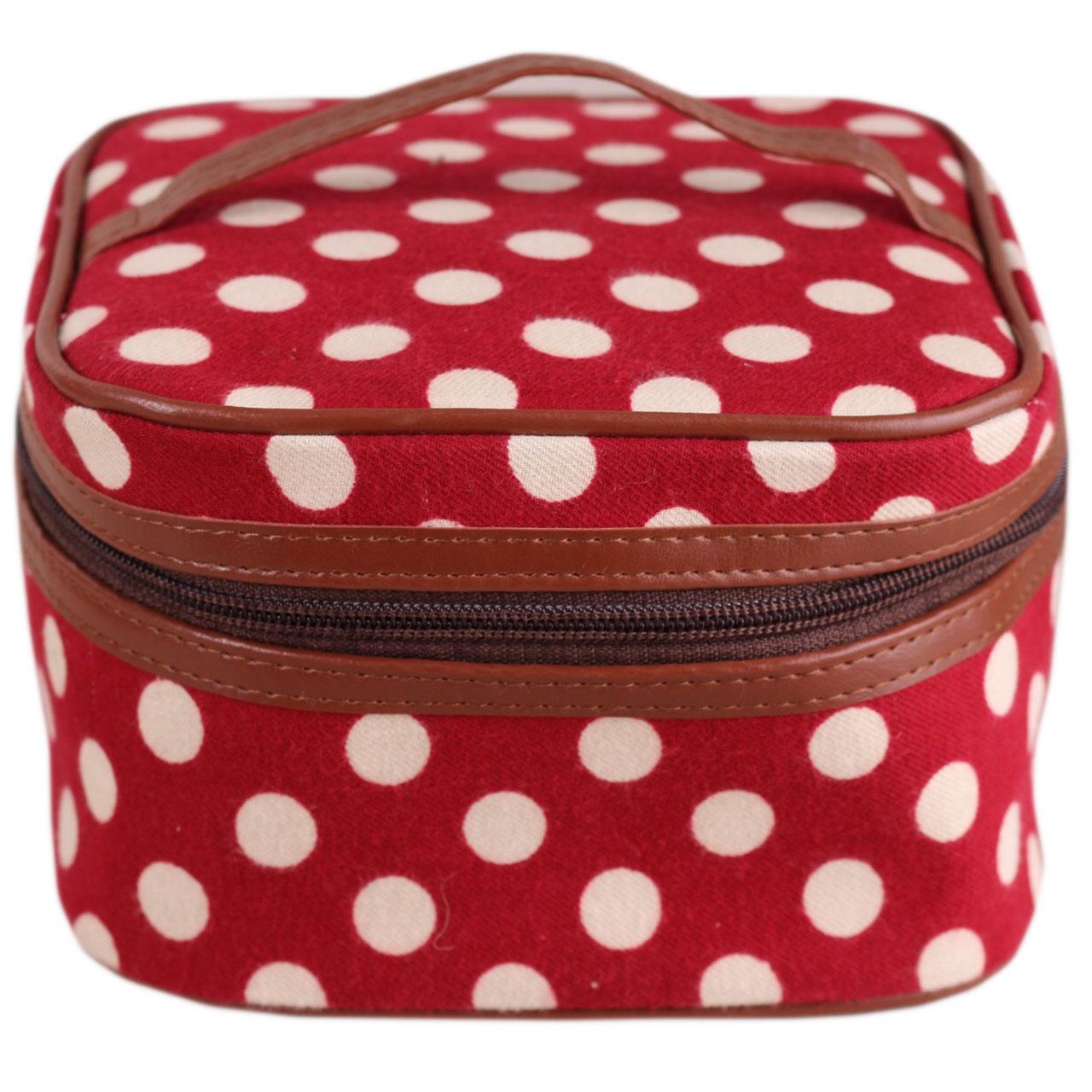 قیمت کیف لوازم آرایش هیاهو کد T10