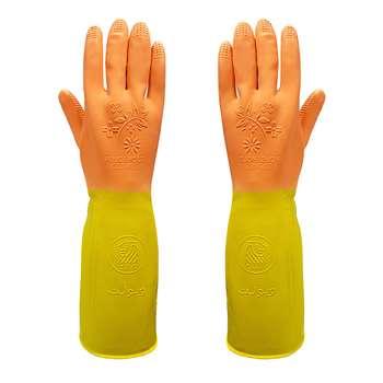 دستکش آشپزخانه ویولت سایز متوسط بسته 1 جفتی