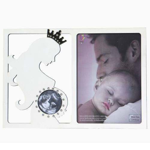 قاب عکس طرح بارداری کد 1257
