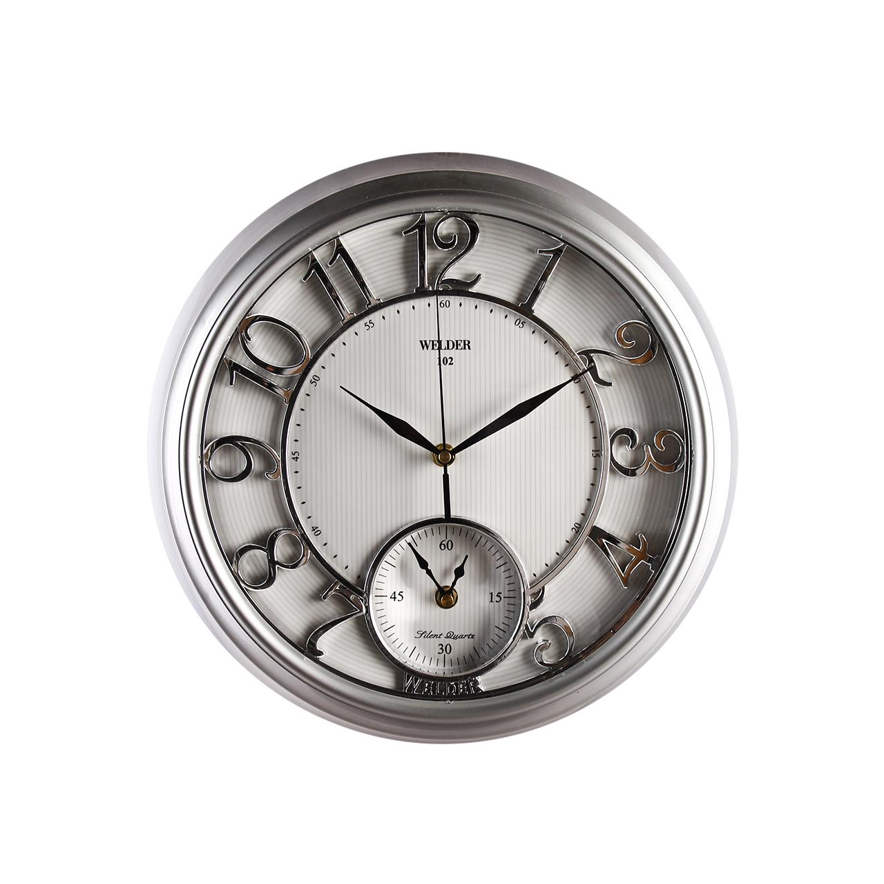 ساعت دیواری ولدر مدل 102-DLT685
