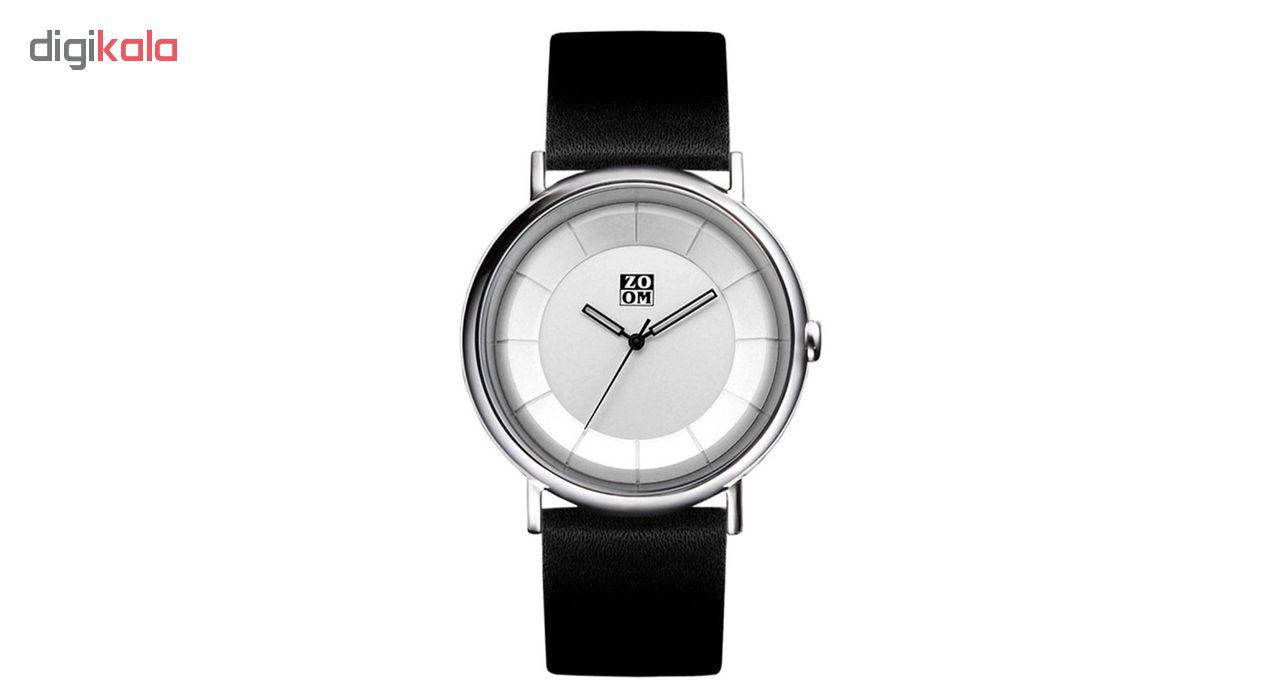 خرید ساعت مچی عقربه ای مردانه ZOOM مدل ZM.3795M.2501