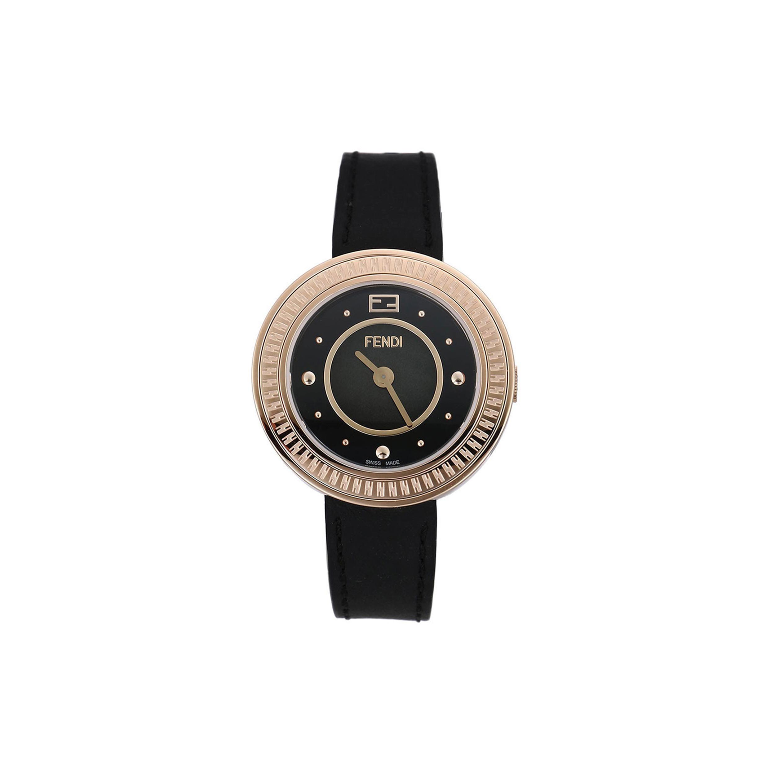 ساعت مچی عقربه ای زنانه فندی مدل F370521511