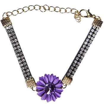 دستبند زنانه مدل Sunflower کد 04 سایز Free Size