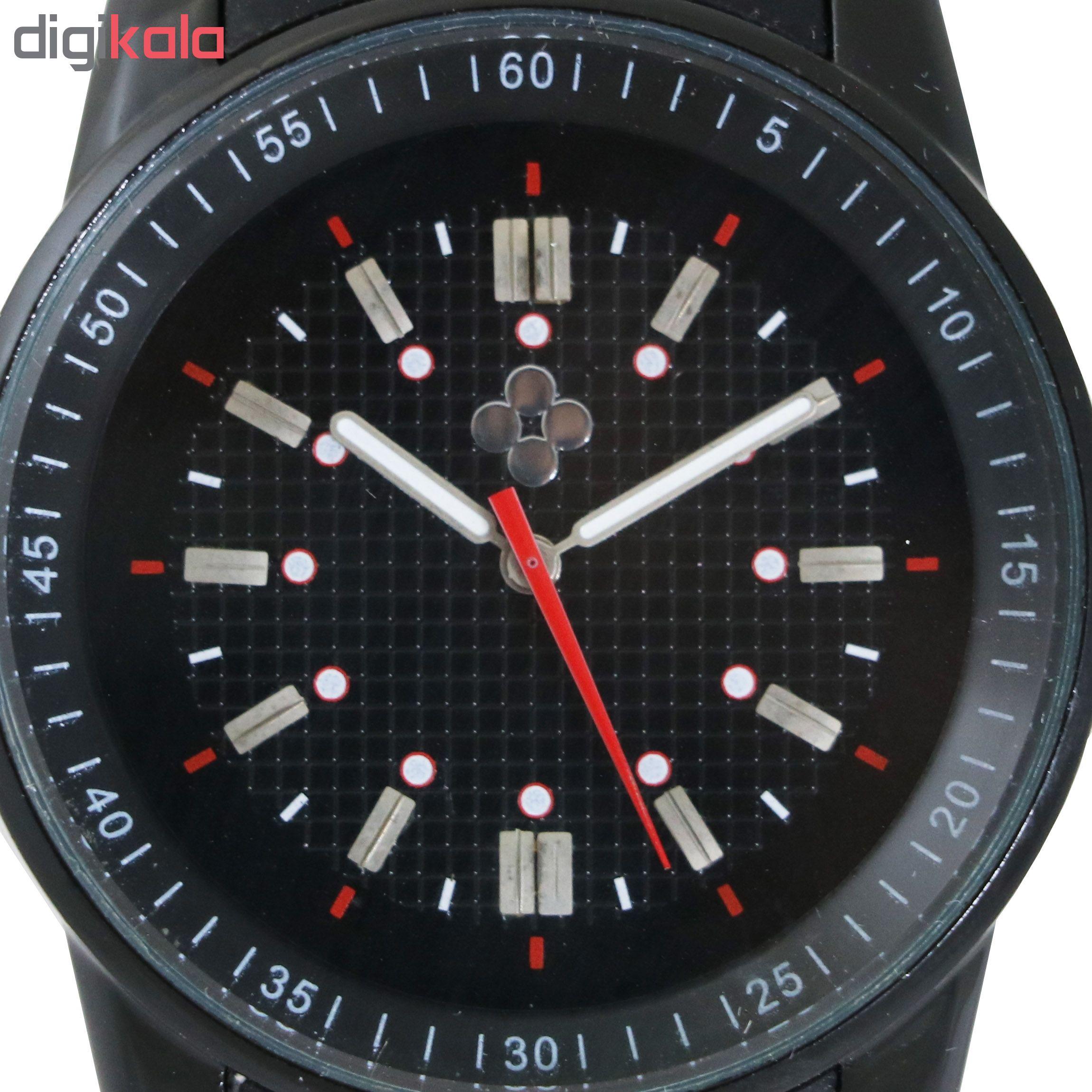 ساعت مچی عقربه ای مردانه مدل MW627