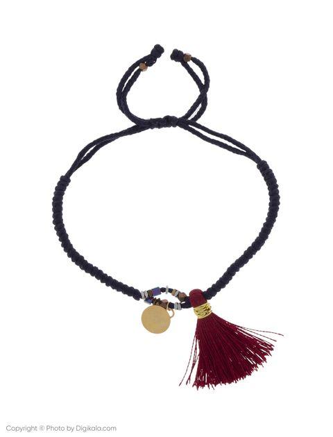 دستبند طلا 18 عیار دخترانه گرامی گالری مدل B615 -  - 1
