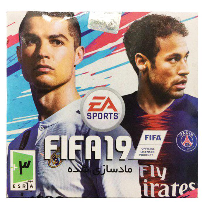 بازی FIFA 19 مخصوص ps1