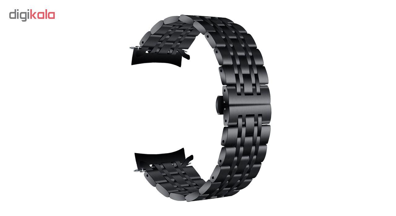 بند ساعت هوشمند مدل Bead 7 مناسب برای ساعت هوشمند سامسونگ Galaxy Watch 46mm main 1 1