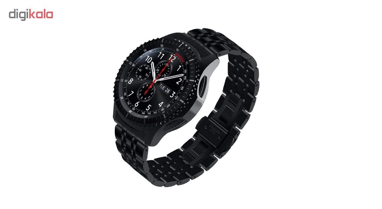 بند ساعت هوشمند مدل Bead 7 مناسب برای ساعت هوشمند سامسونگ Galaxy Watch 46mm main 1 2