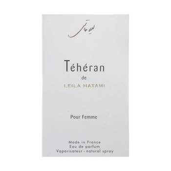 عطر جیبی زنانه لیلا حاتمی مدل Teheran حجم 1.5 میلی لیتر