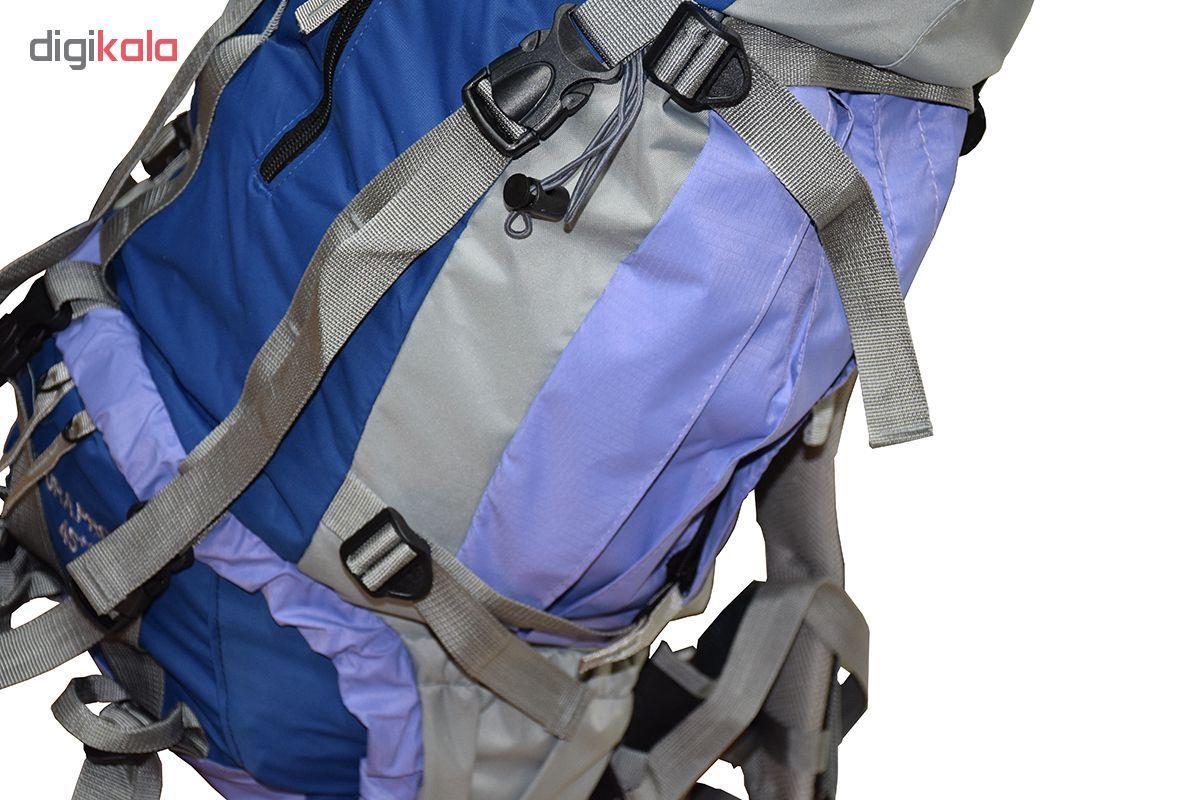 کوله پشتی کوهنوردی 55 لیتری 5.11 مدل AG3001 main 1 2