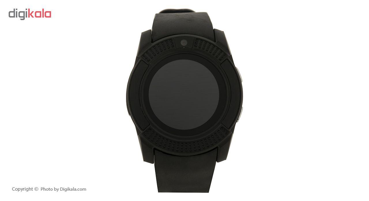 خرید ساعت هوشمند مدل V8 به همراه کارت حافظه 16 گیگابایتی