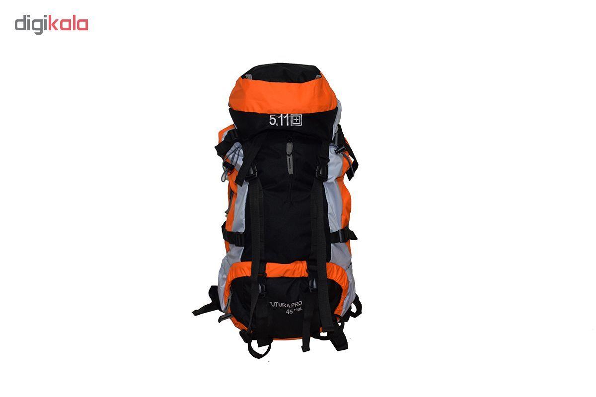 کوله پشتی کوهنوردی 55 لیتری 5.11 مدل AG3001 main 1 1