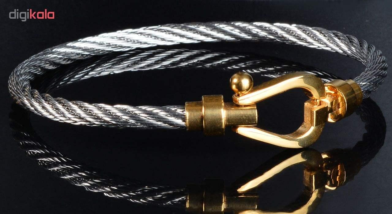 دستبند کد 1463 سایز Free Size main 1 2