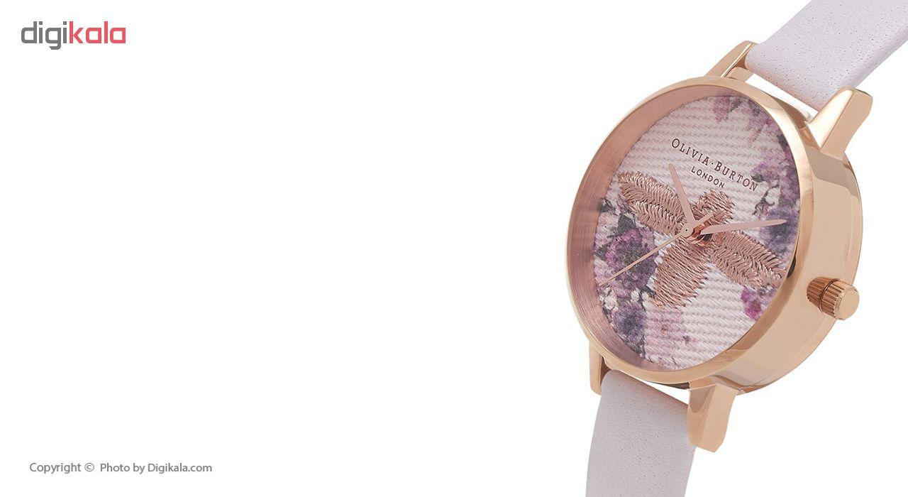 ساعت مچی عقربه ای زنانه الیویا مدل OB16EM06