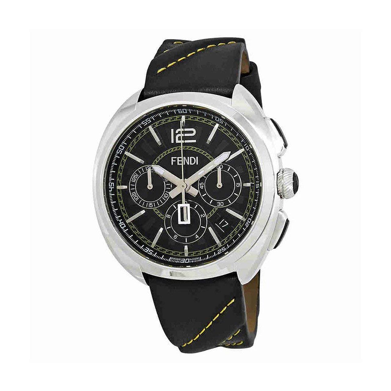 ساعت مچی عقربه ای مردانه فندی مدل F230011011