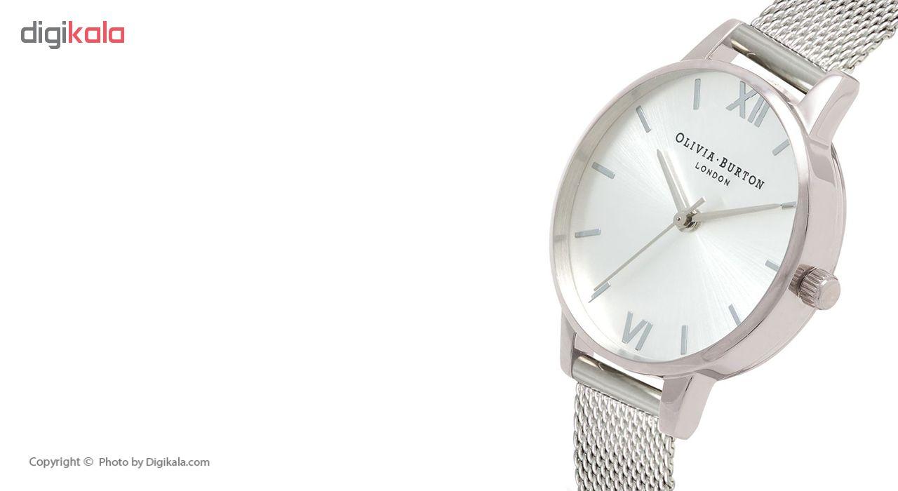 ساعت مچی عقربه ای زنانه الیویا مدل OB16MD86