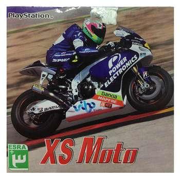 بازی XS Moto مخصوص ps1