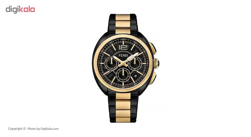 ساعت مچی عقربه ای مردانه فندی مدل F231711000