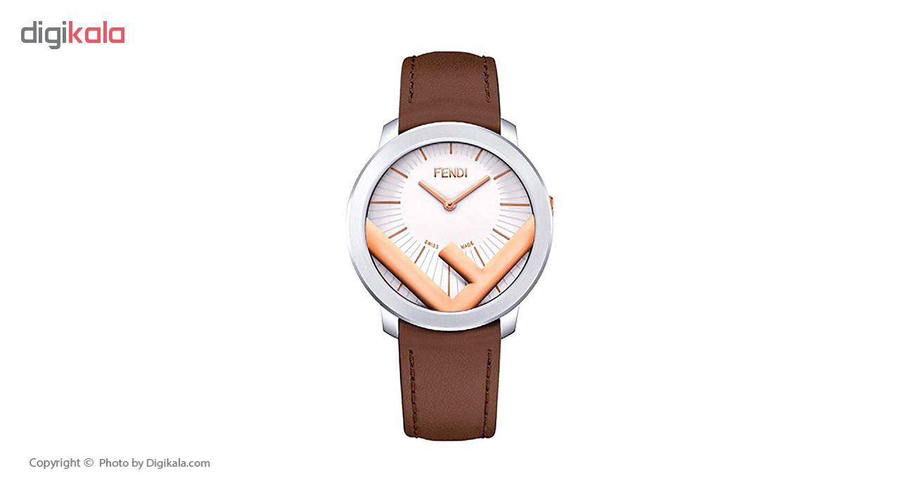 کد تخفیف                                      ساعت مچی عقربه ای مردانه فندی مدل F710214021